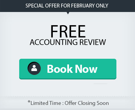 Book your free accounting review