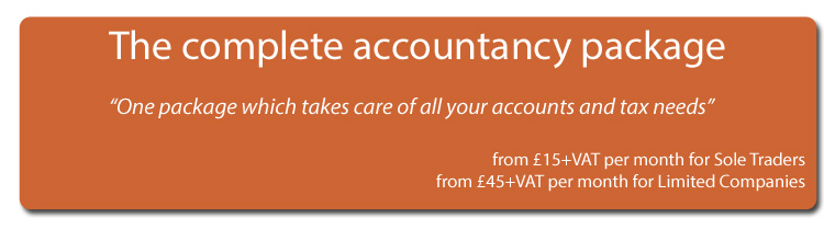 Complete Accountancy package